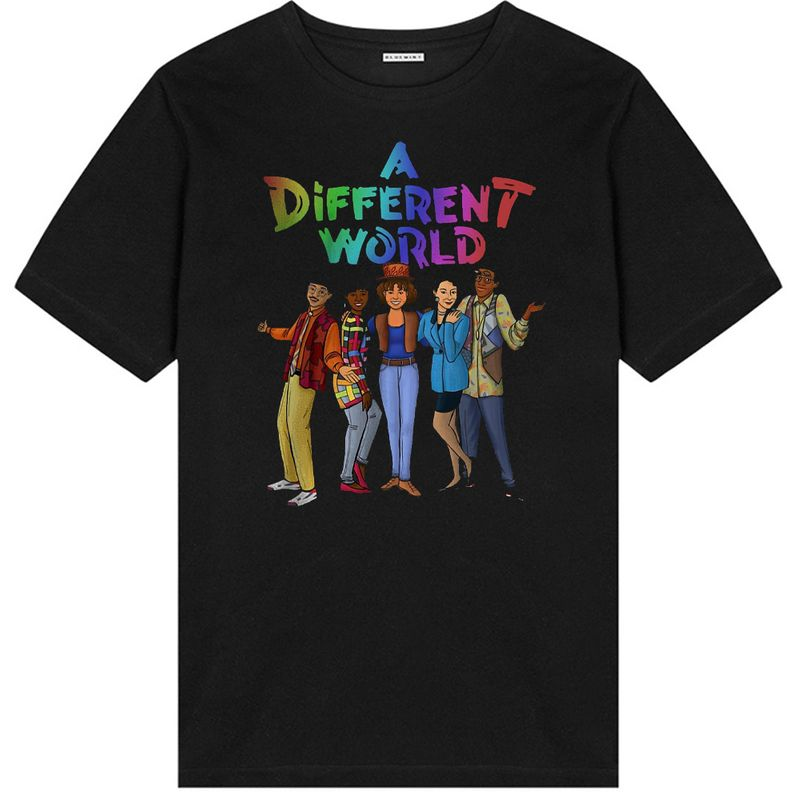 A Different World Black Lives Matter Shirt