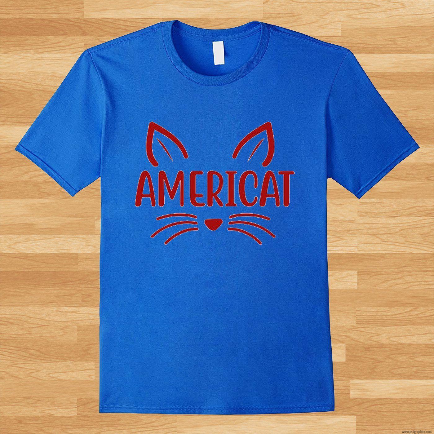 Americat T Shirt