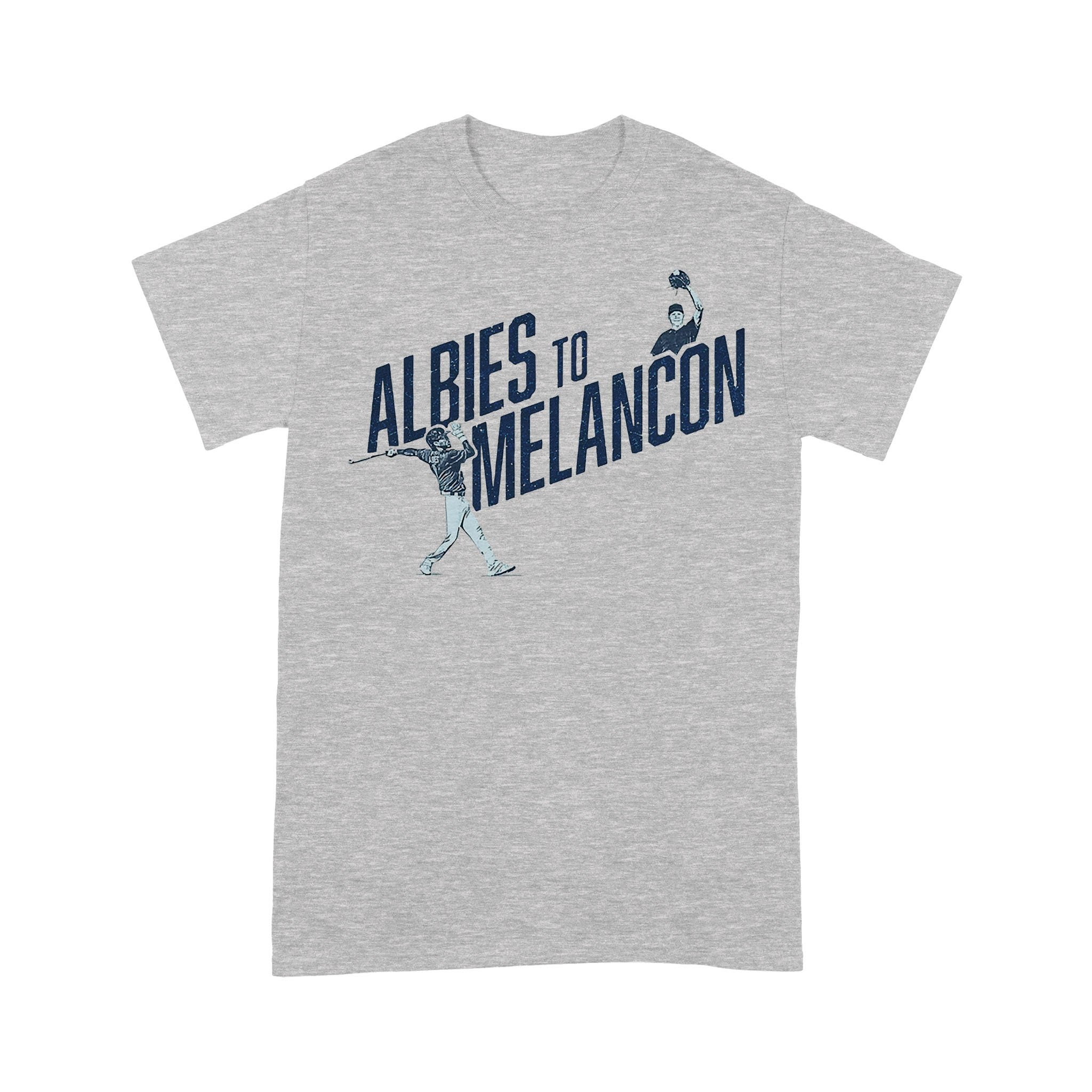 Baseball Albies To Melancon T-shirt