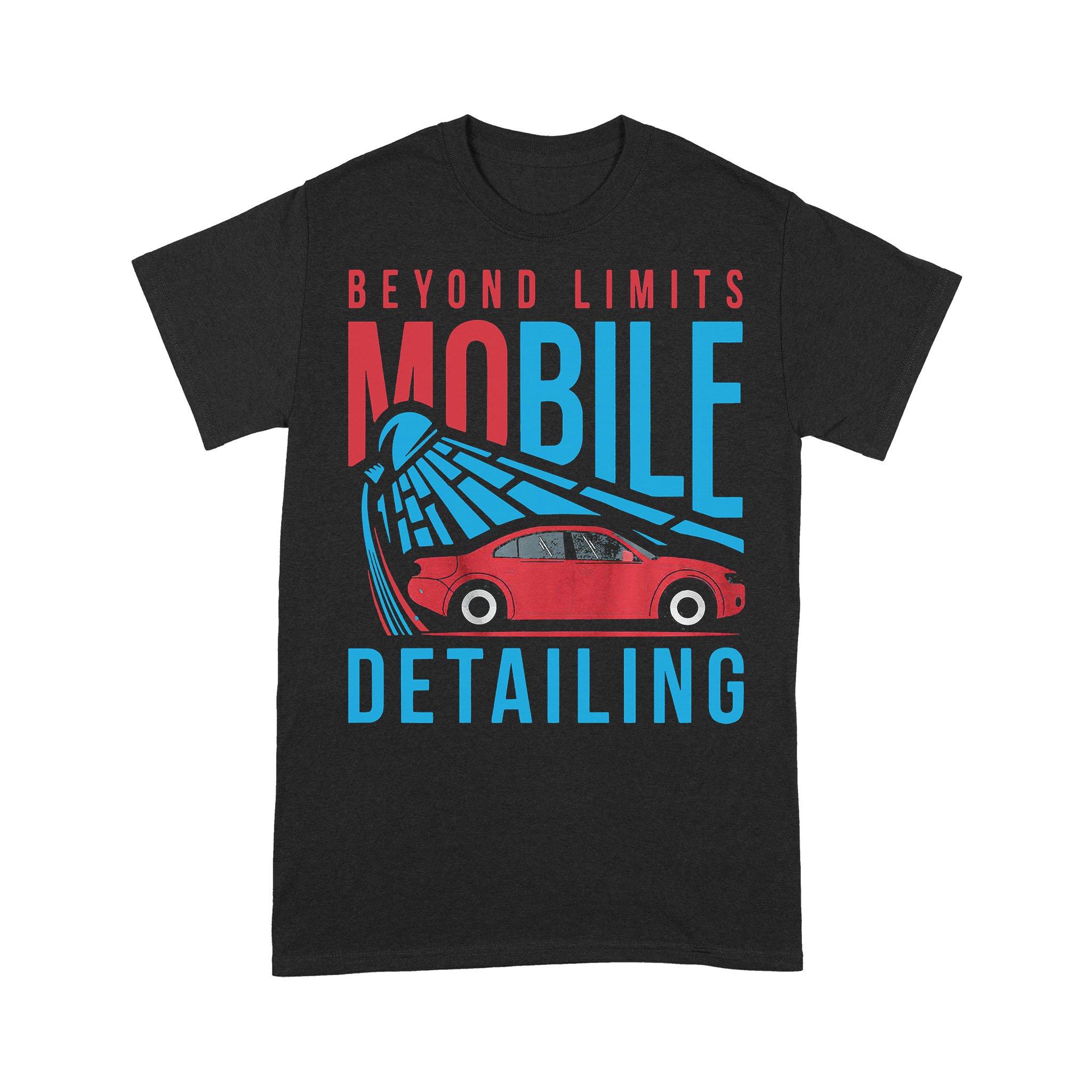 Beyond Limits Mobile Detailing T-shirt
