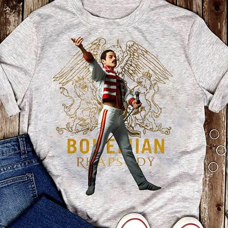 Bohemian Rhapsody Gray Shirt