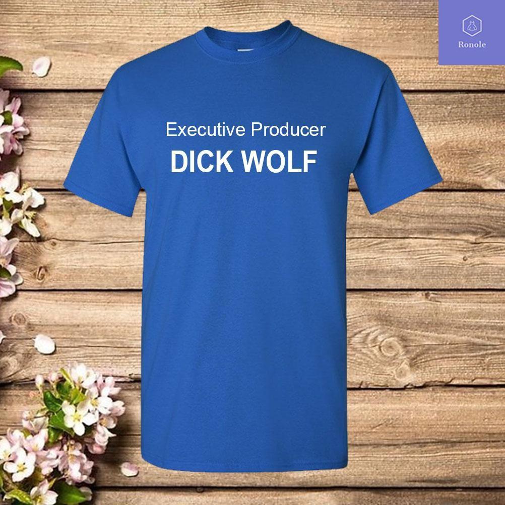 Dick Wolf T Shirt