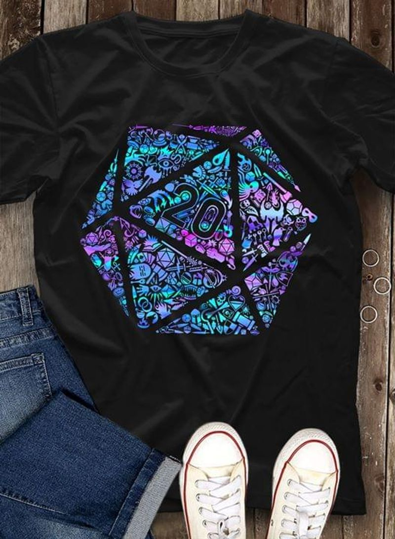 DnD Dungeons & Dragons D&D T Shirt Men/ Woman S-6XL Cotton