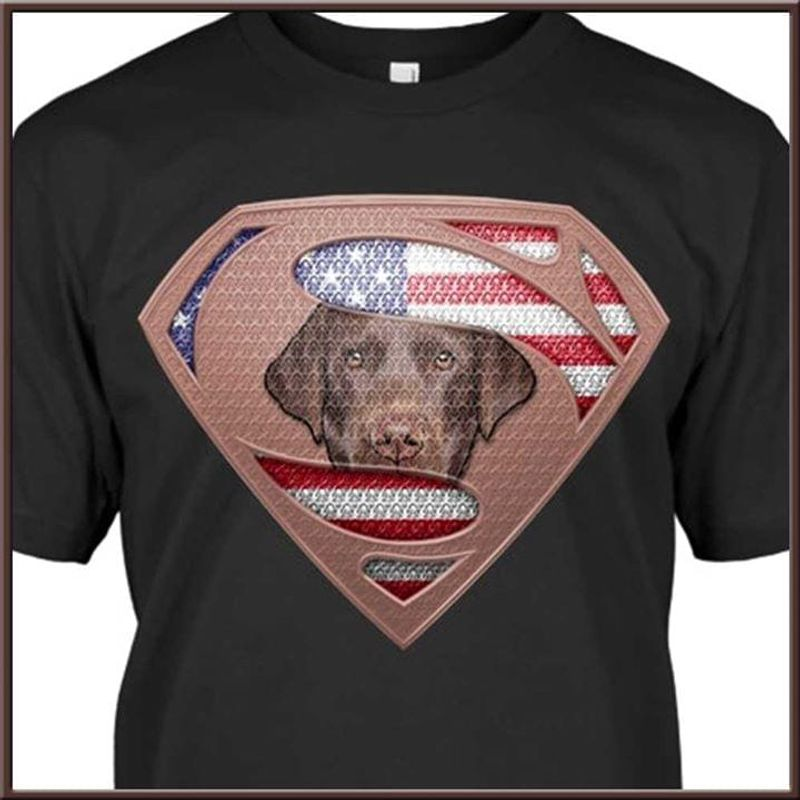Dog Lover Independence Day 4th Of July Black T Shirt Men/ Woman S-6XL Cotton
