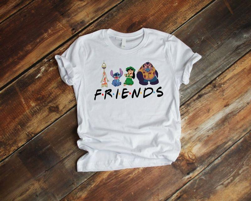 Friends  T Shirt White A9