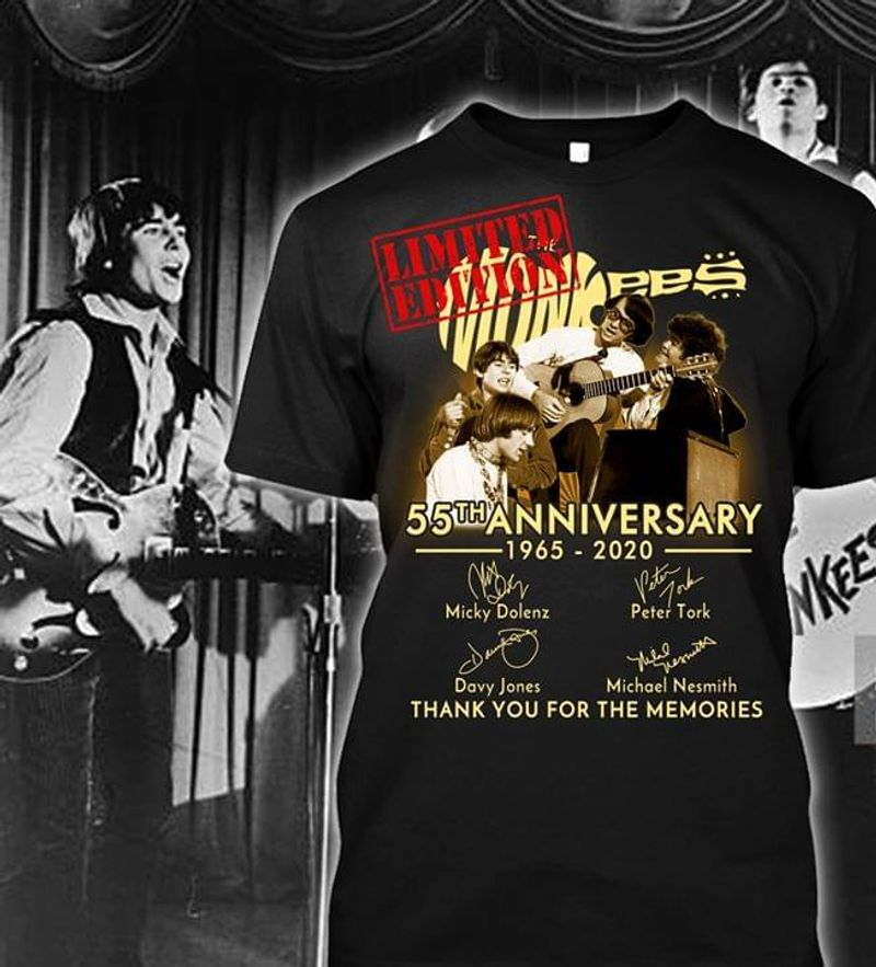 Genesis 55th Anniversary 1965-2020 Genesis Signature Best Gift For Genesis Fans Black T Shirt Men And Women S-6XL Cotton