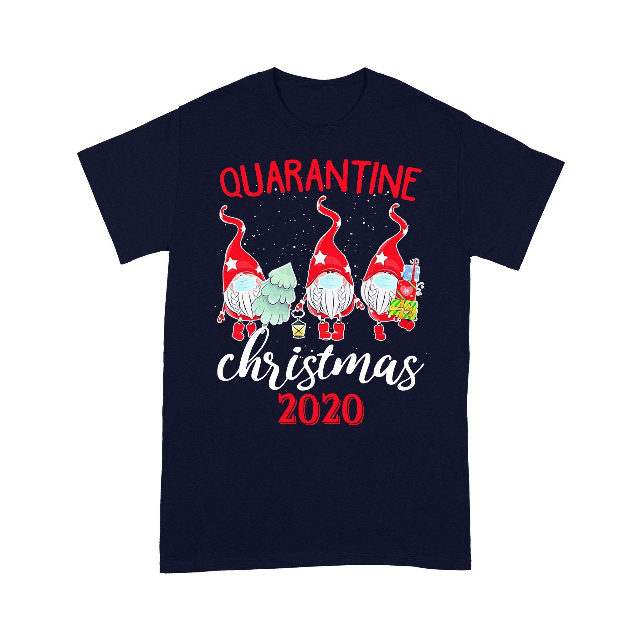 Gnomies Quarantine Christmas 2020 T-shirt