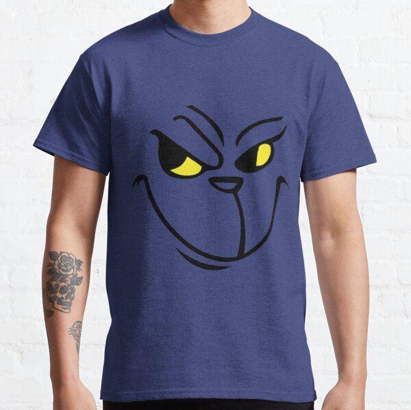 Grinc Face T-Shirt T-Shirt
