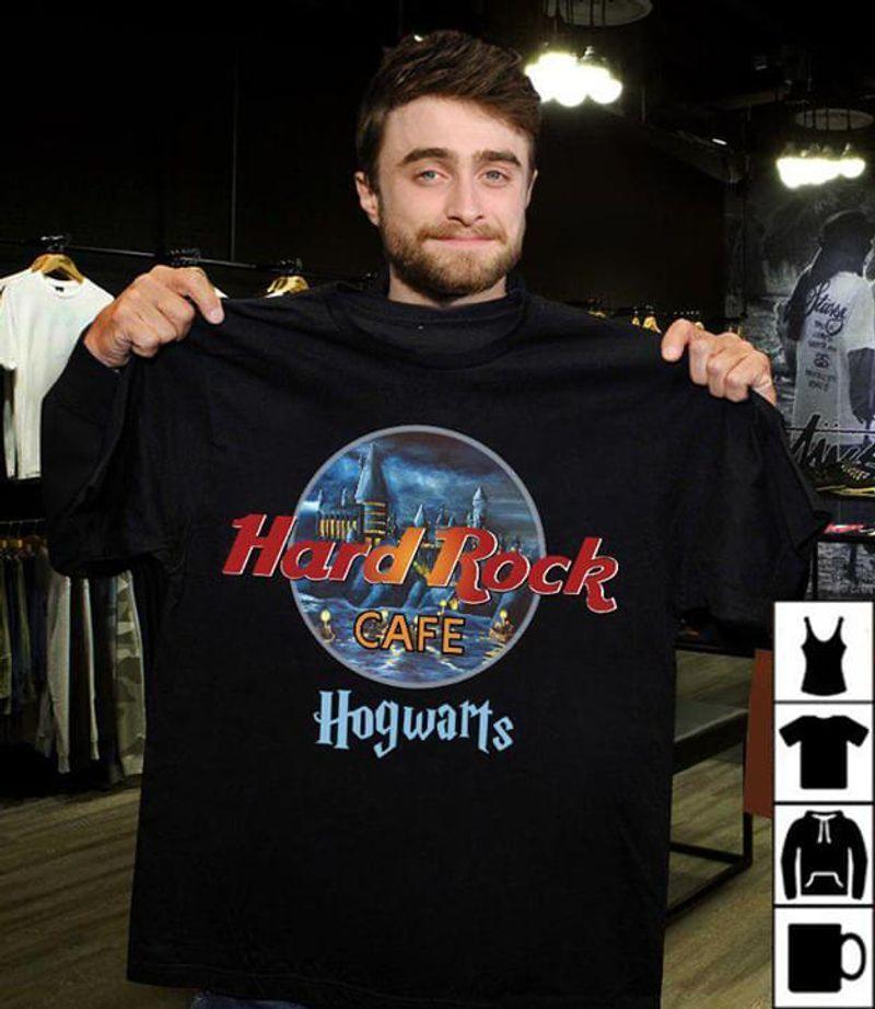 Hard Rock Cafe Hogwarts Edition T-shirt Black