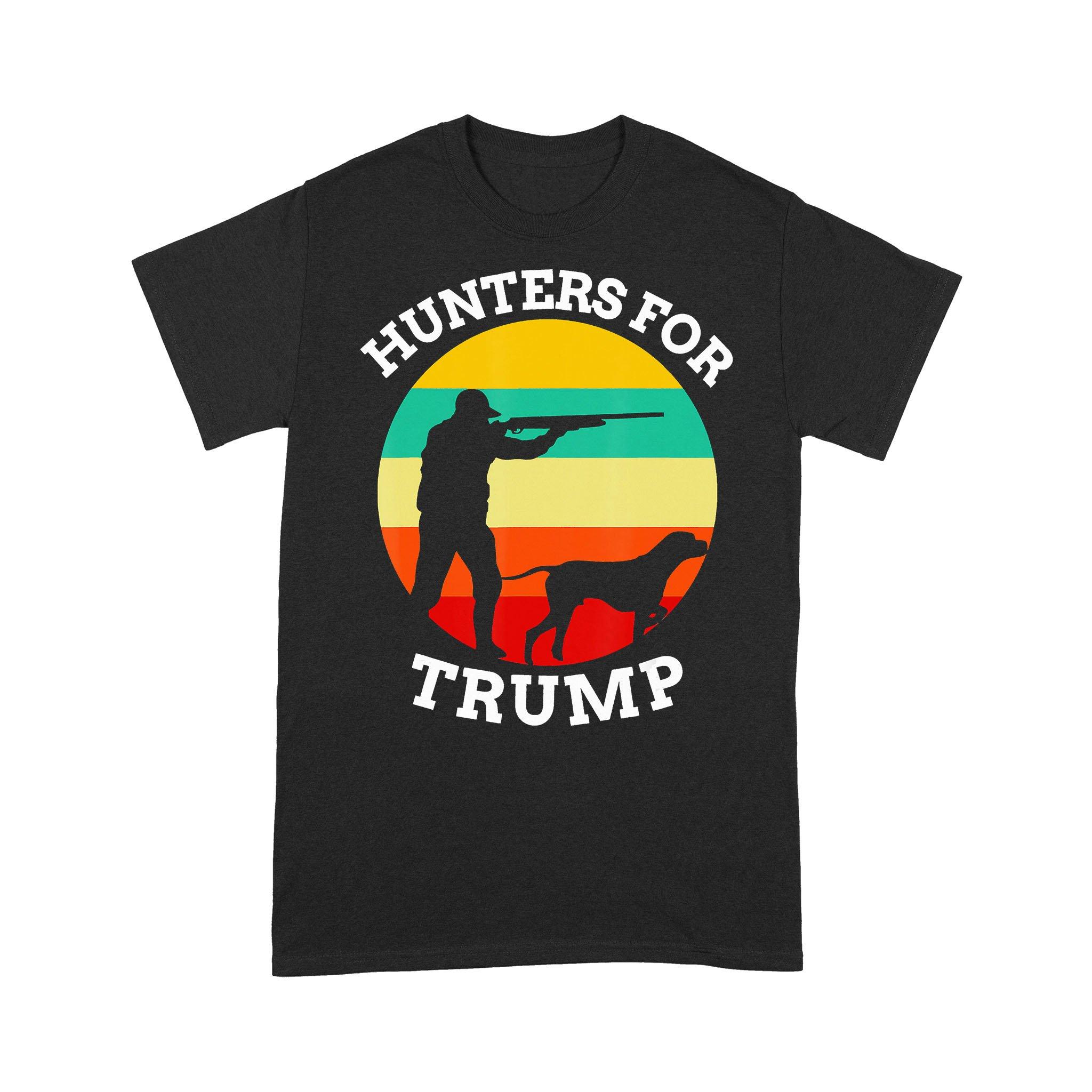 Hunters Protrump Pence Election 2020 T-shirt