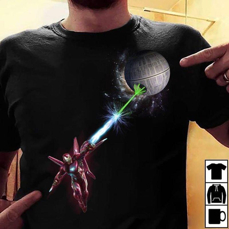Iron Man Avengers T Shirt S-6XL Mens And Women Clothing
