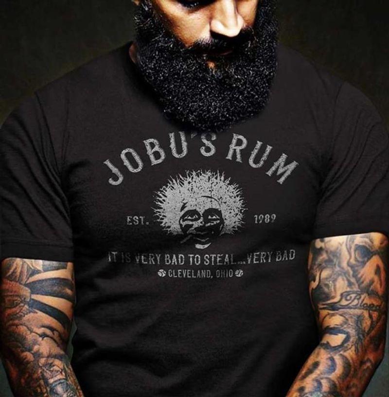 Jobu'S Rum Shirt Black