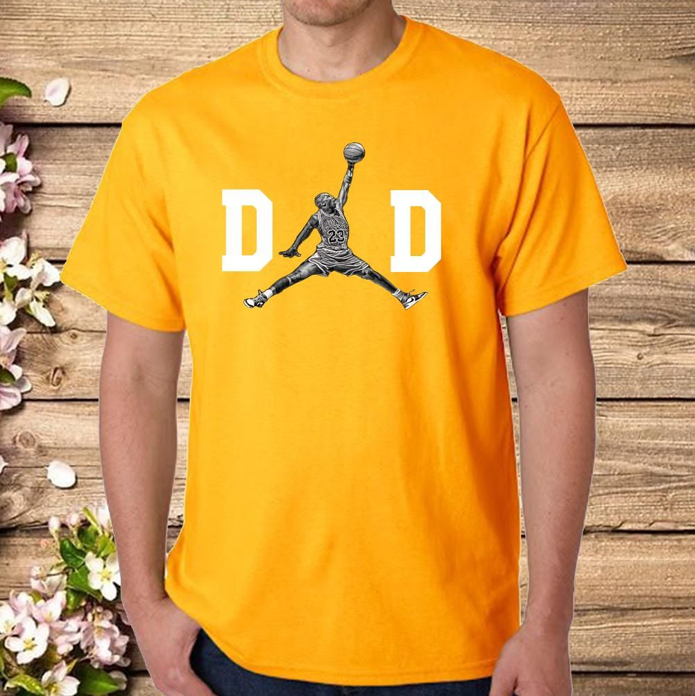 Jordan Dad T-Shirt