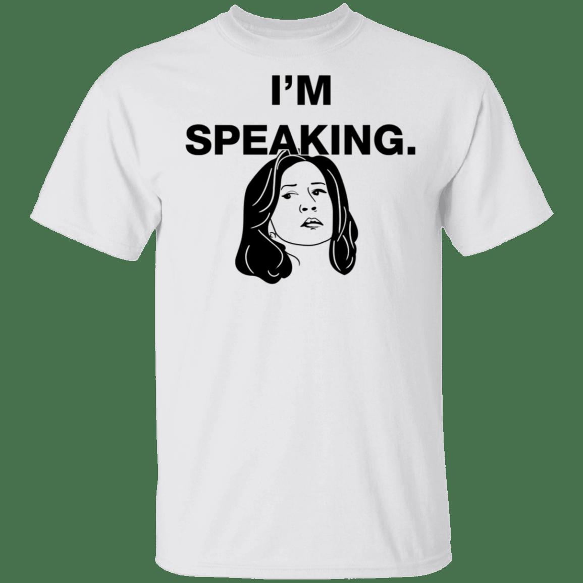 Kamala Harris I_m Speaking Shirt