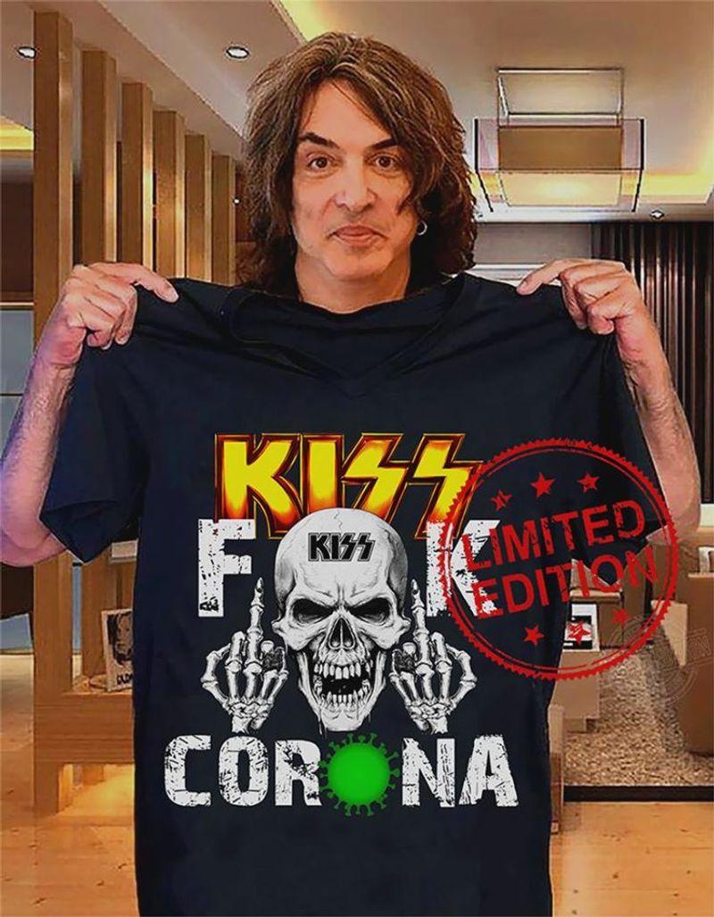 Kizz 2020 Tshirt Black