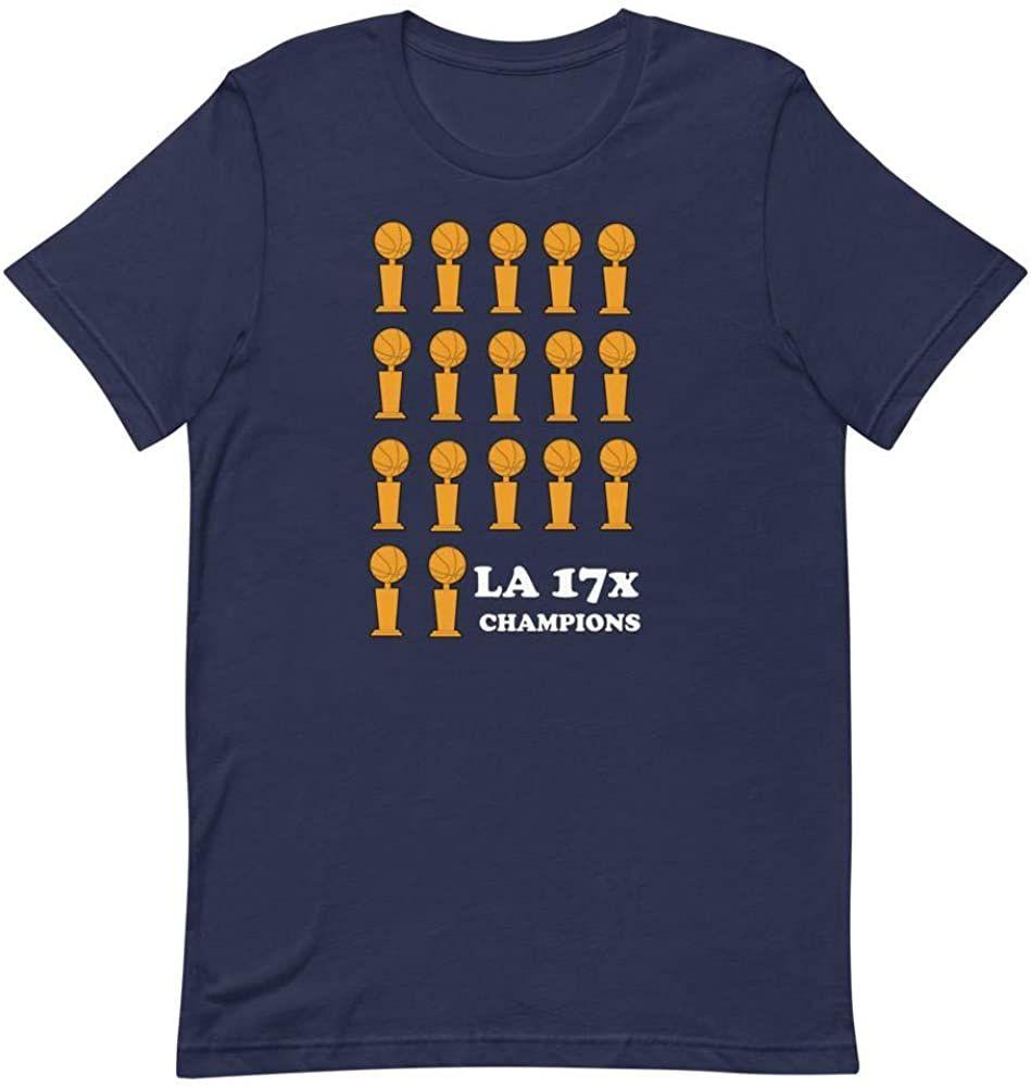 Lakers 17 Championships T-Shirt