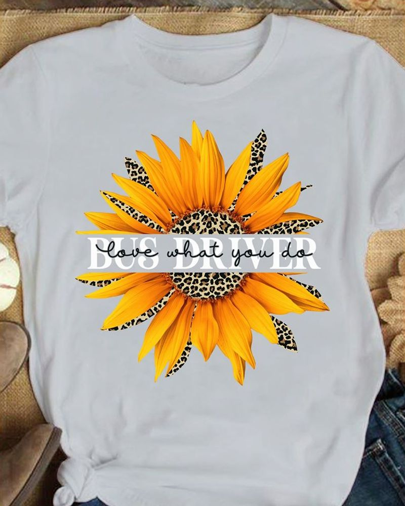 Love What You Do T Shirt Grey A9