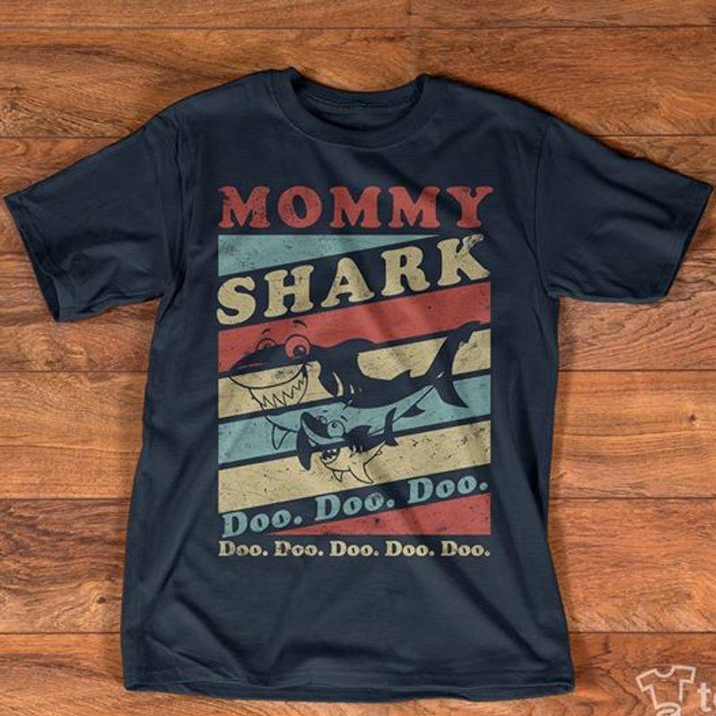 Mommy Shart Doo Doo Doo  T-Shirt Black A9