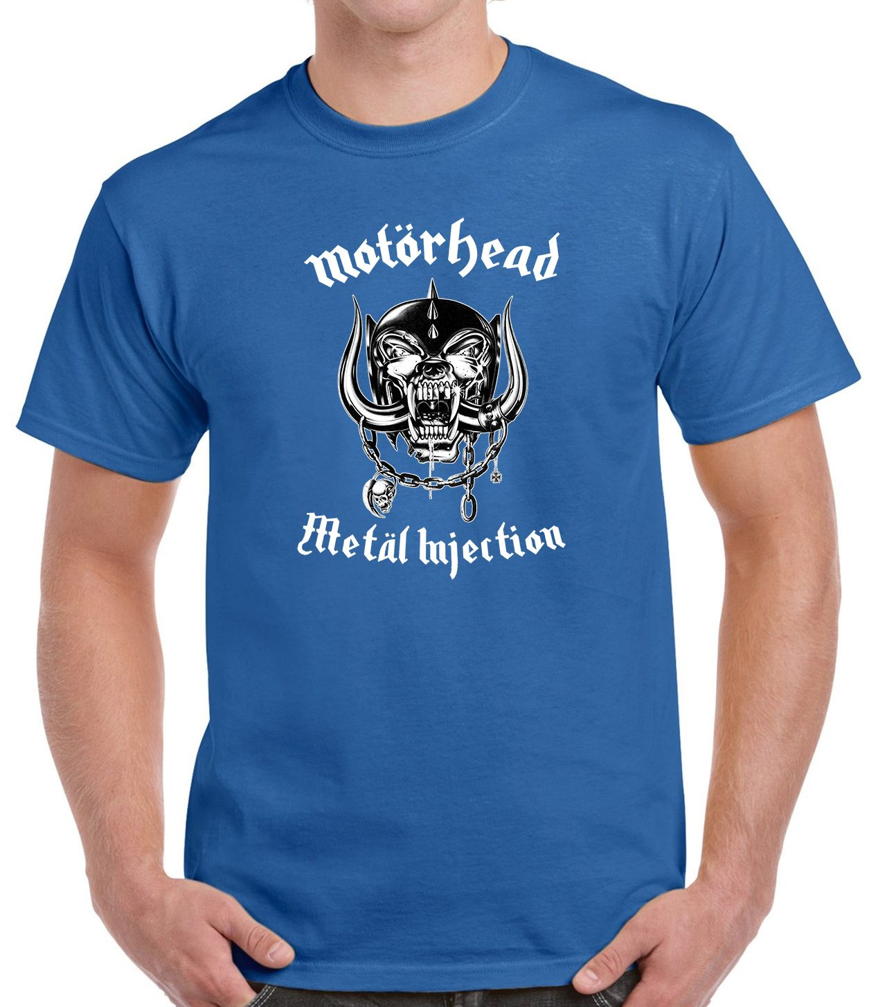 Motorhead Metal Injection T Shirt
