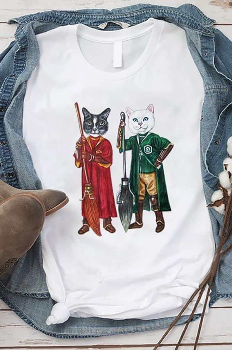 Movie Characters Of Cats T Shirt S-6XL Mens And Women Clothing
