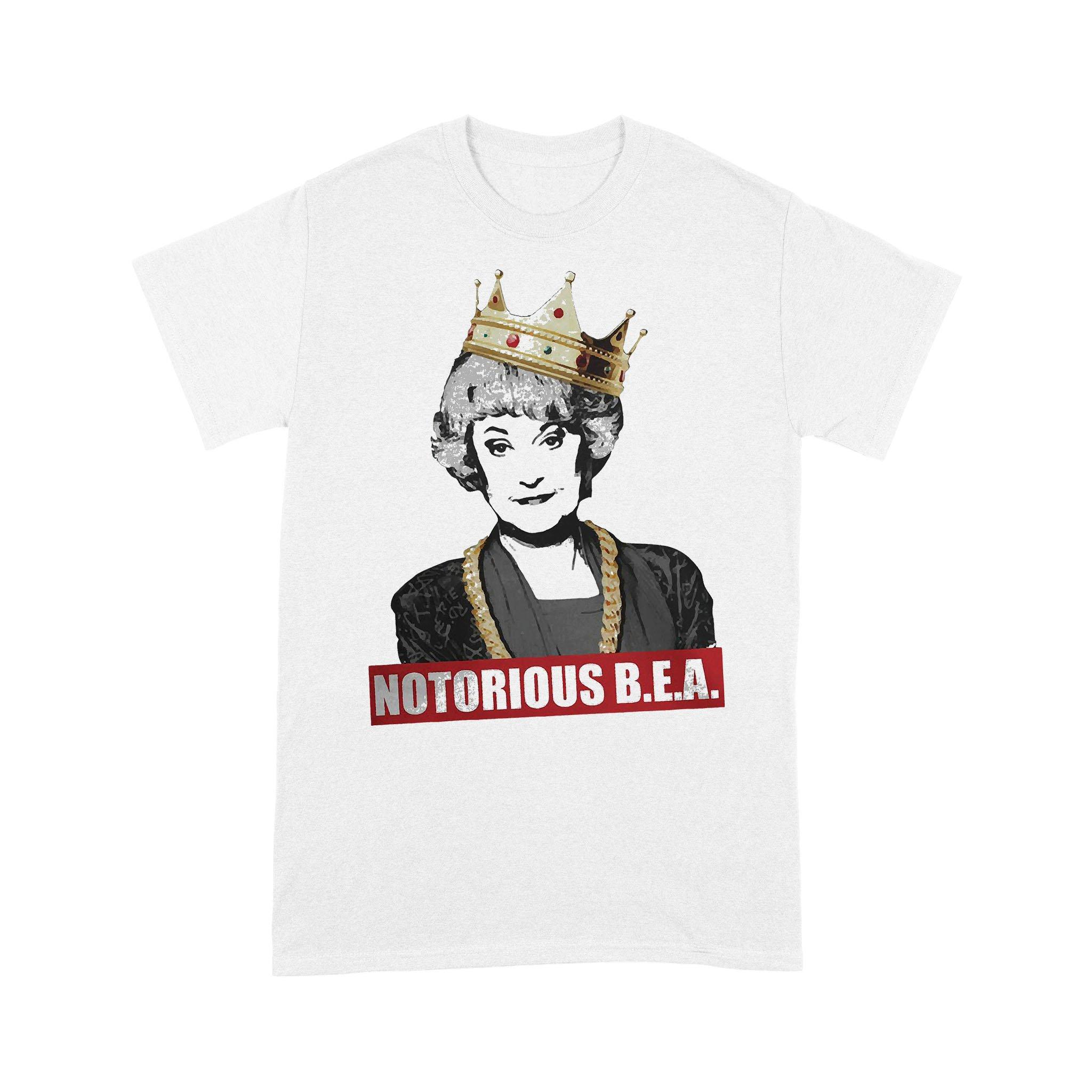 Notorious Bea Arthur T-shirt