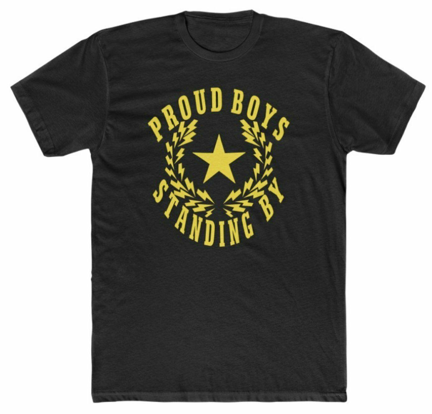 Proud Boys T Shirt