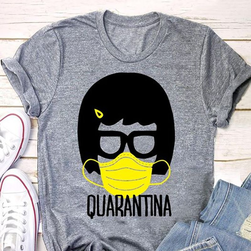 Quarantina Gray Shirt A9
