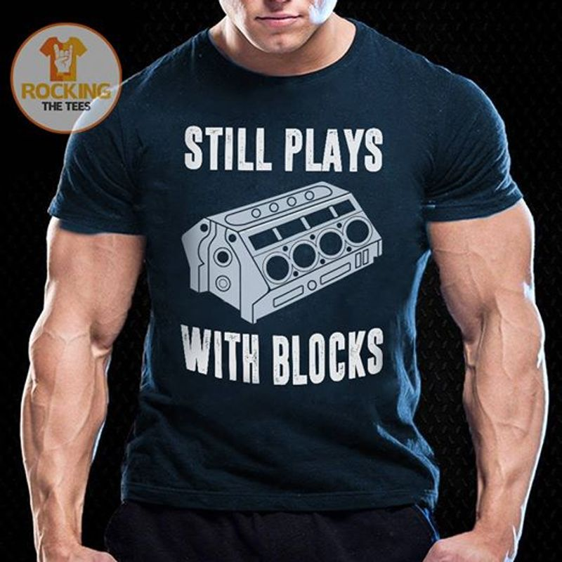 Still Plays With Blacks  T-shirt Black A5