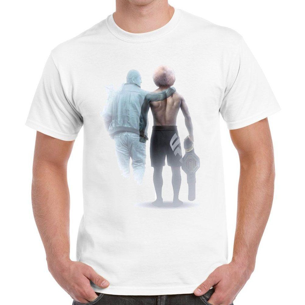 The Eagle Khabib And Dad T-shirt