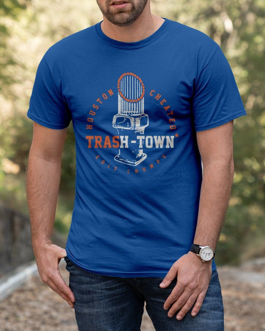 Trash Town Houston Cheated Youth T-Shirt