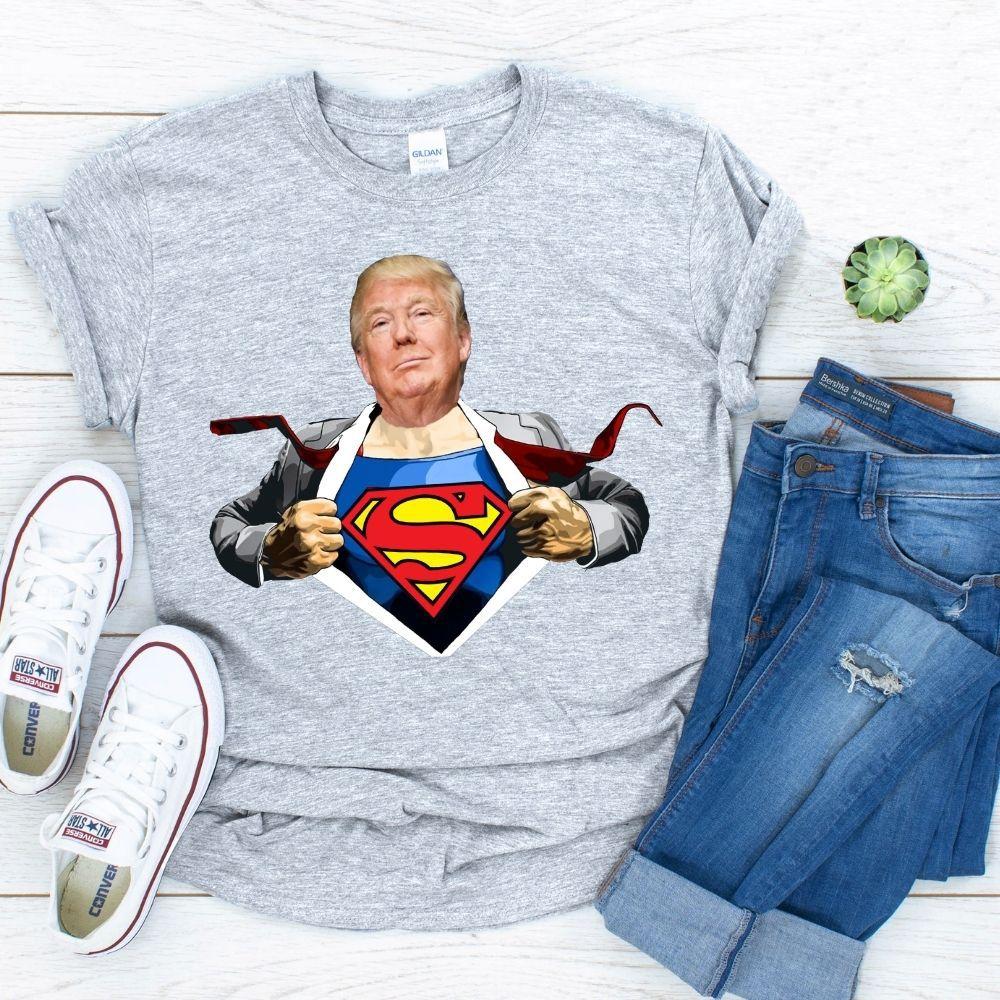 Trump Superman Shirt T-shirt