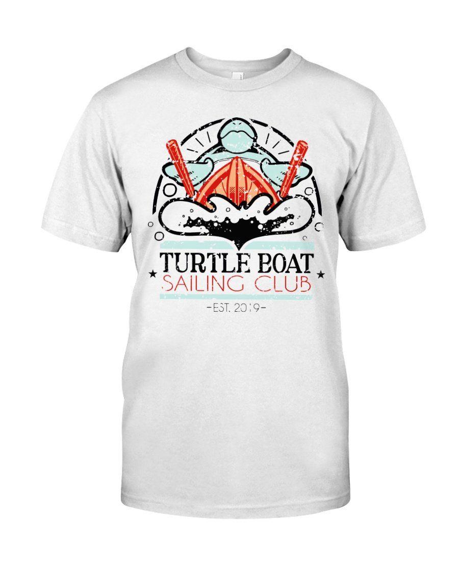 Turtle Boat Shirt