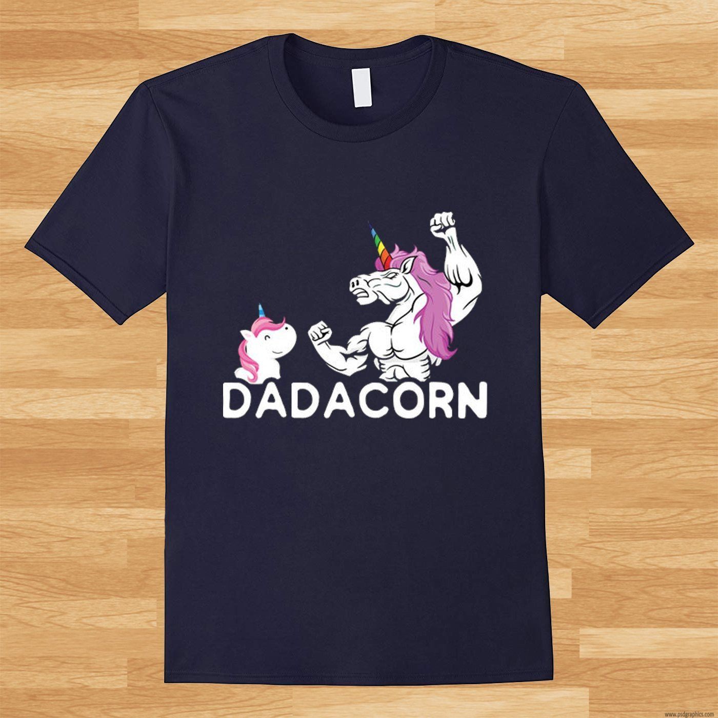 Unicorn Dad T-Shirt
