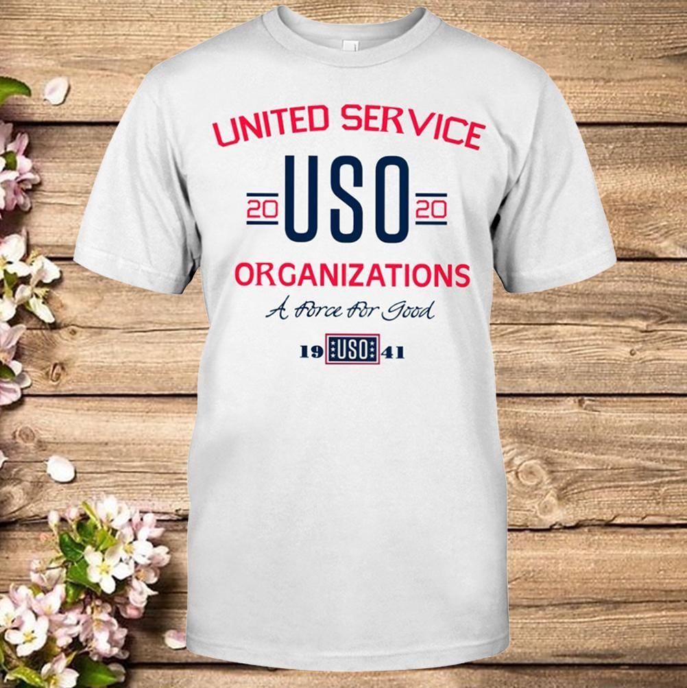 USO 2020 T Shirt