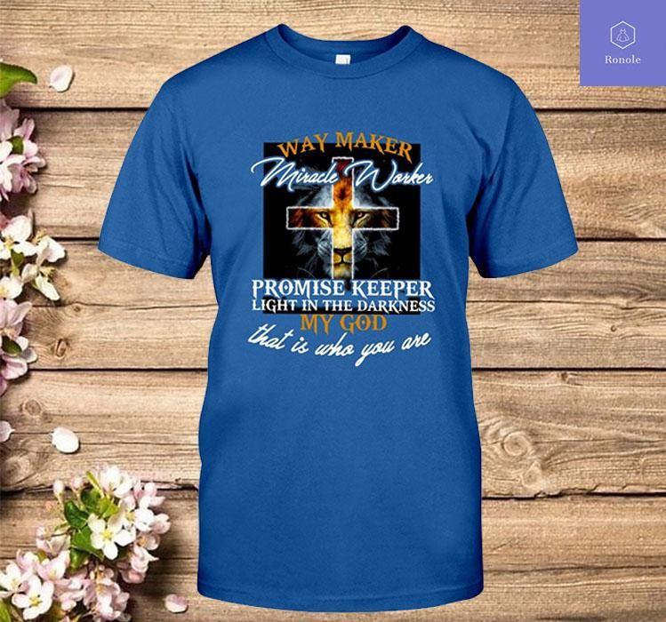 Way Maker T Shirt