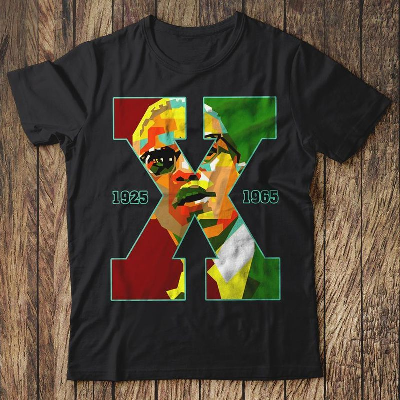 X 1925-1965 New Design Order Here T-shirt Black A5